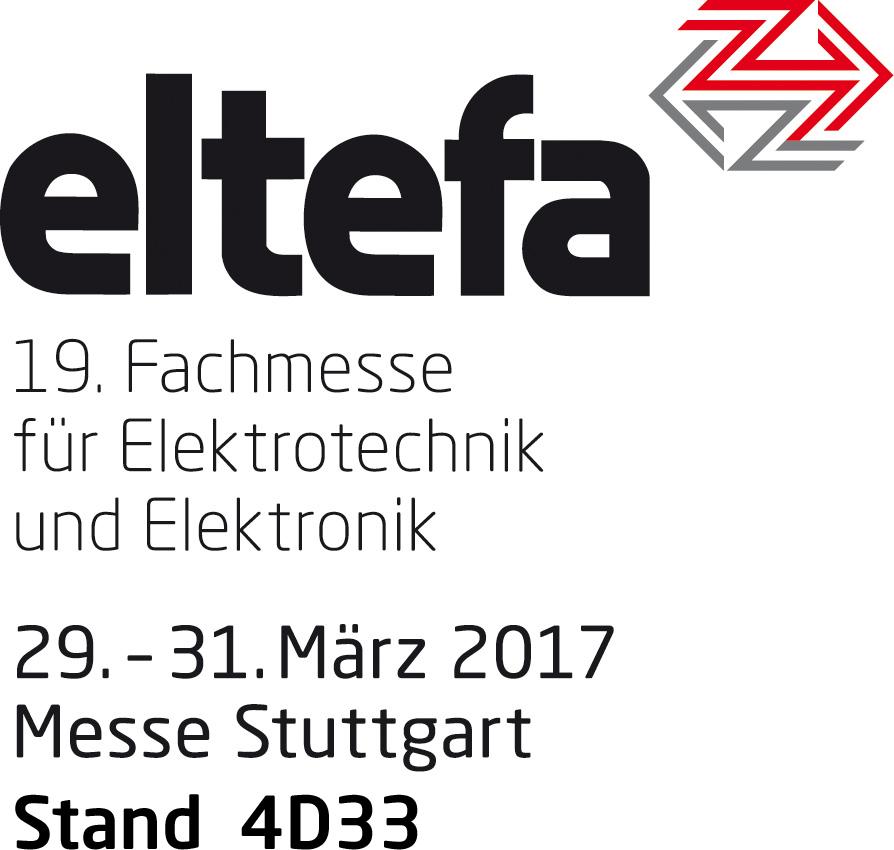 Grafik Eltefa Messe Stuttgart 2017